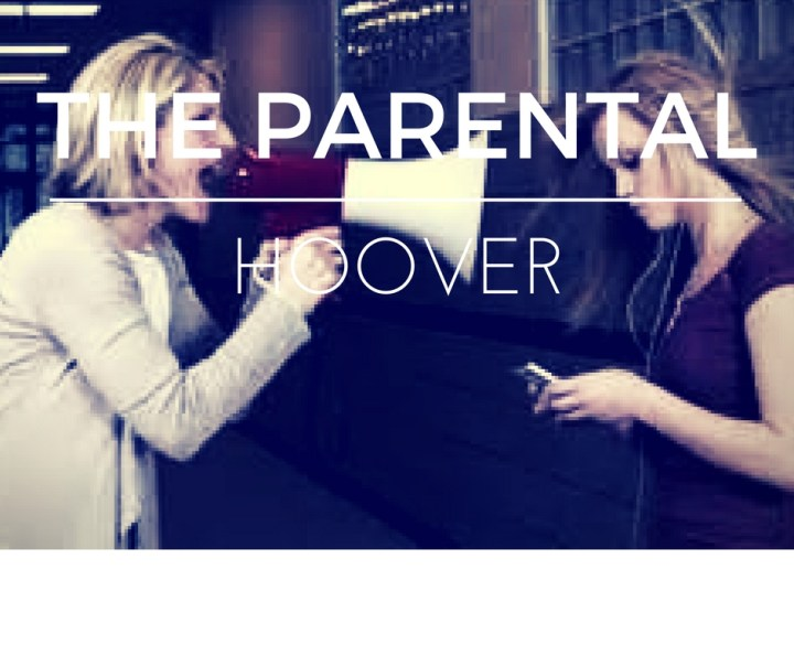 The Parental Hoover – Knowing the Narcissist : HG Tudor