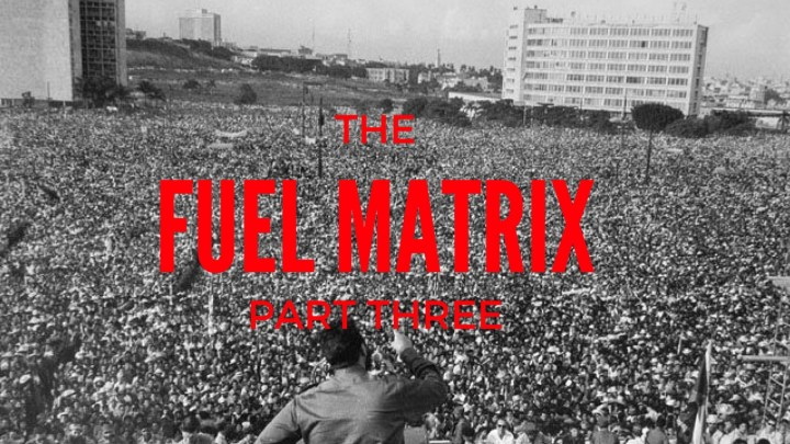 FUEL MATRIX PART THREE