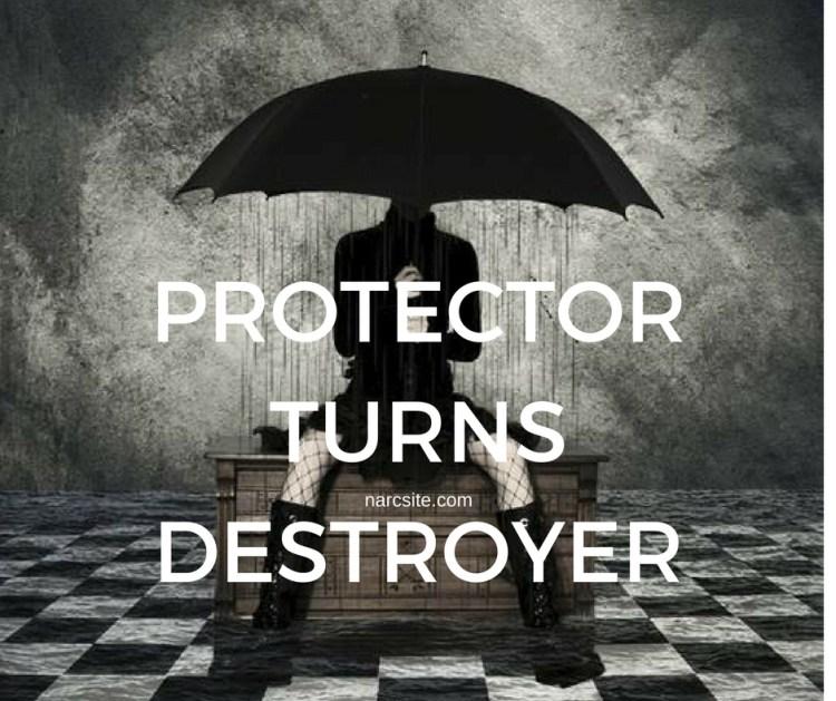 PROTECTORTURNSDESTROYER