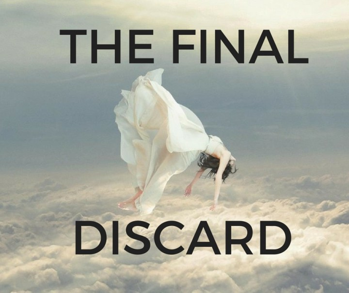 The Final Discard – Knowing the Narcissist : HG Tudor