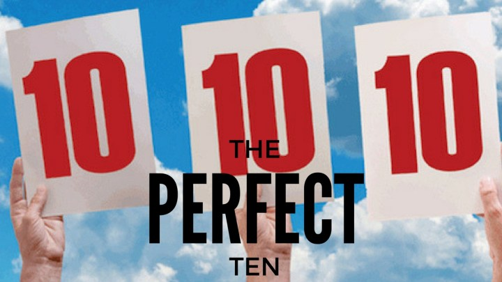 YOUTUBE PERFECT TEN