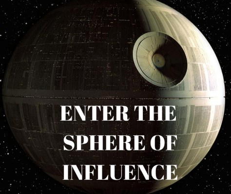ENTERING THE SPHERE OF INFLUENCE