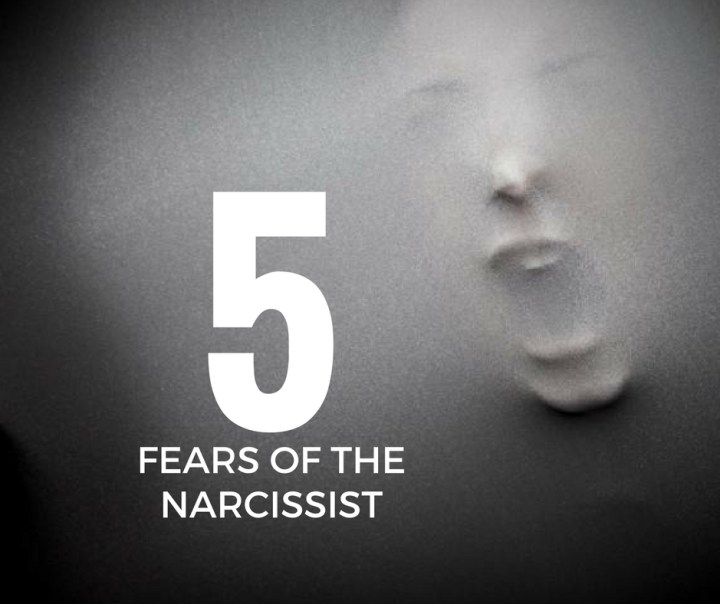 The 5 Fears of the Narcissist – Knowing the Narcissist : HG Tudor