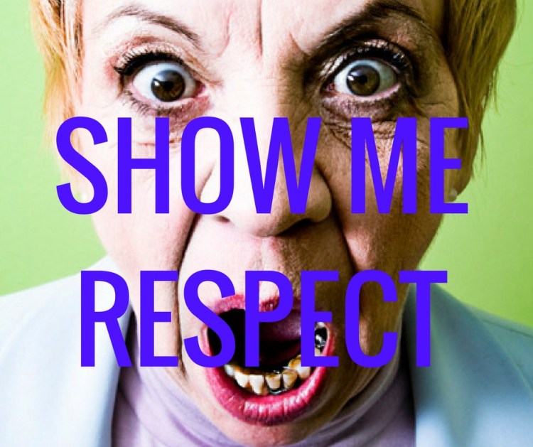 SHOW MERESPECT