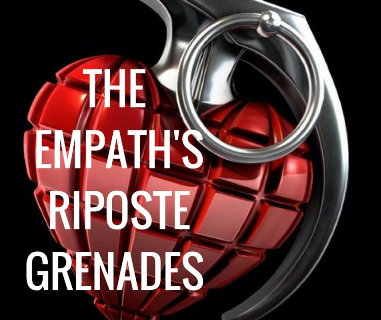 THE EMPATH'SRIPOSTEGRENADES