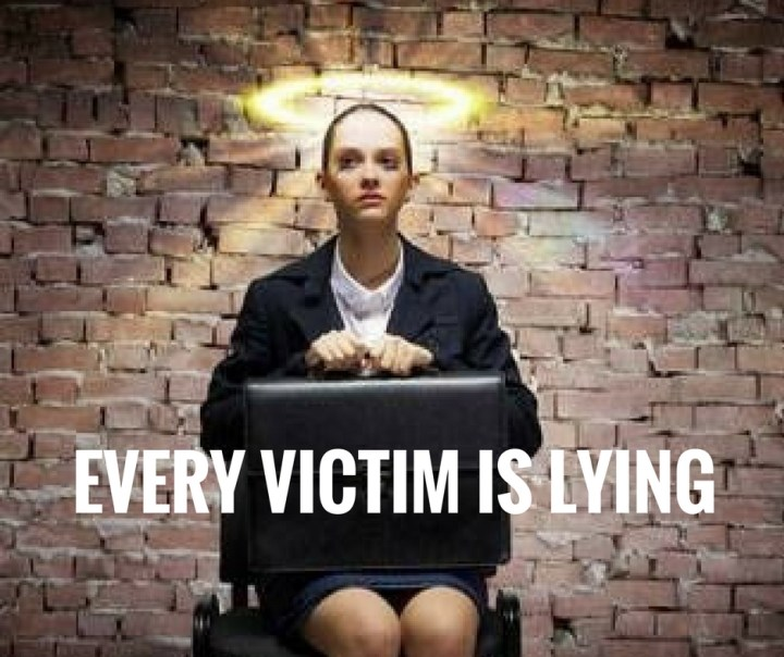EVERY VICTIM IS LYING