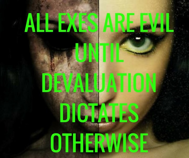 ALL EXES ARE EVILUNTILDEVALUATIONDICTATESOTHERWISE
