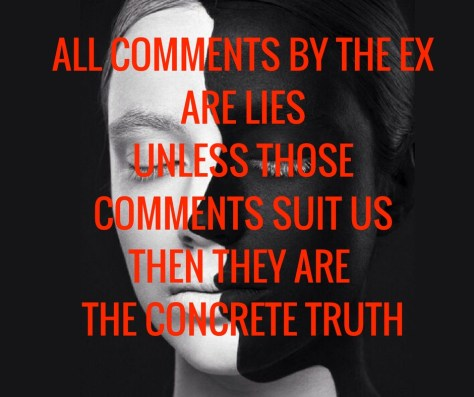 ALL COMMENTS BY THE EXARE LIESUNLESS THOSE COMMENTS SUIT USTHEN THEY ARE THE CONCRETE TRUTH.jpg