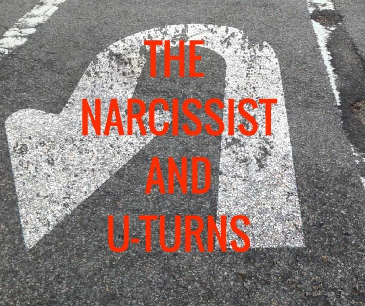 THE NARCISSISTANDU-TURNS