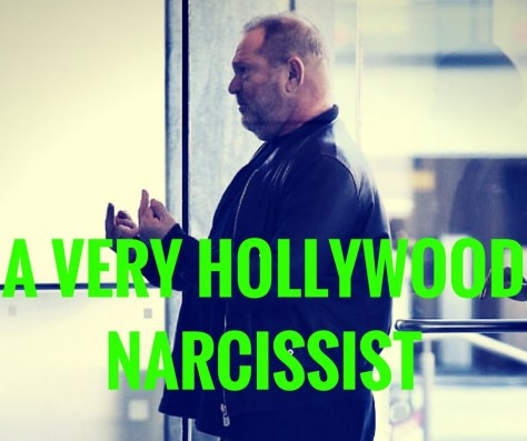 A VERY HOLLYWOODNARCISSIST