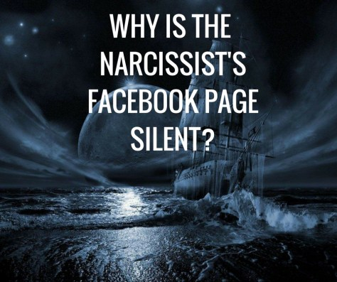 WHY IS THE NARCISSIST'SFACEBOOK PAGESILENT?.jpg