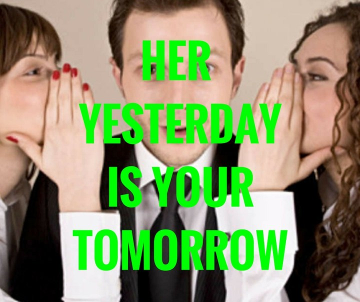 HER YESTERDAYIS YOURTOMORROW