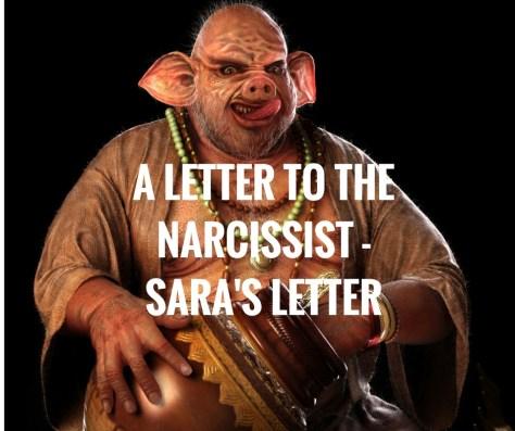 SARA LETTER