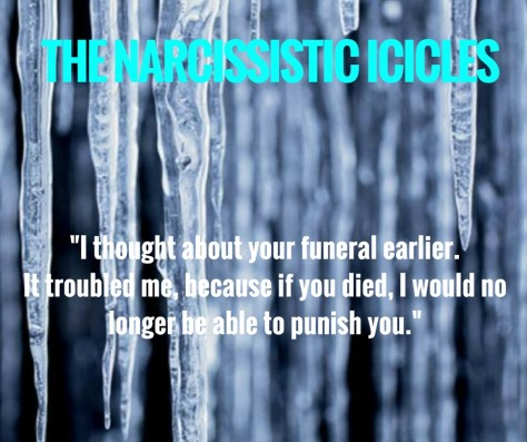 THE NARCISSISTIC ICICLES-3