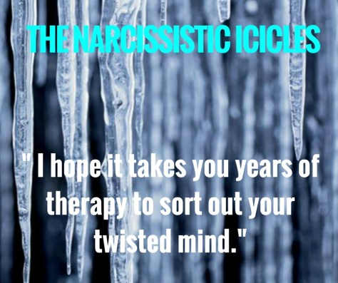 THE NARCISSISTIC ICICLES-5