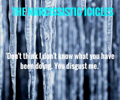 THE NARCISSISTIC ICICLES -- No. 11