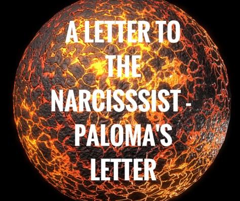 paloma letter