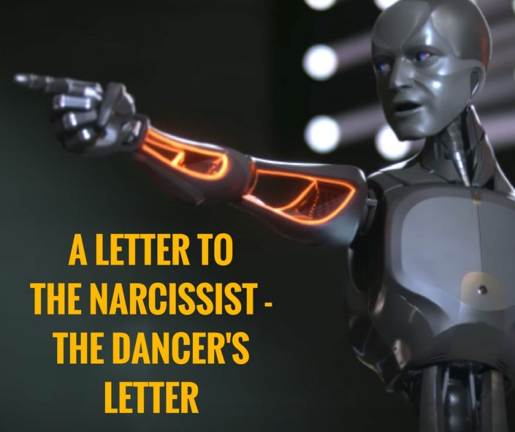 the dancer letter