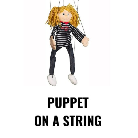 PUPPETON A STRING