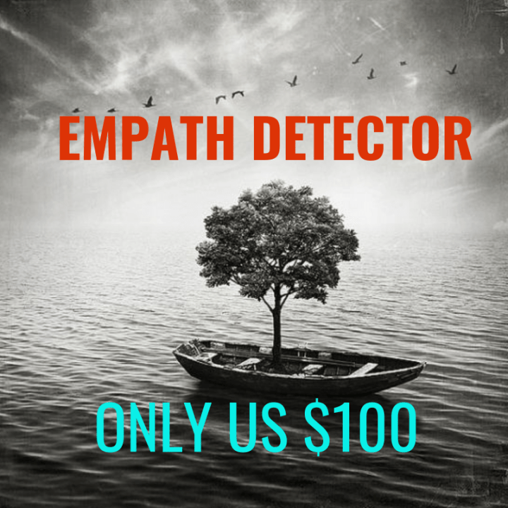 Empath Detector – Knowing the Narcissist : HG Tudor
