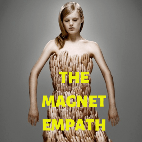 the magnet empath