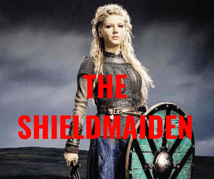 THE SHIELDMAIDEN