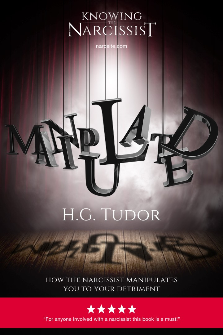 H.G Tudor - Manipulated e-book cover