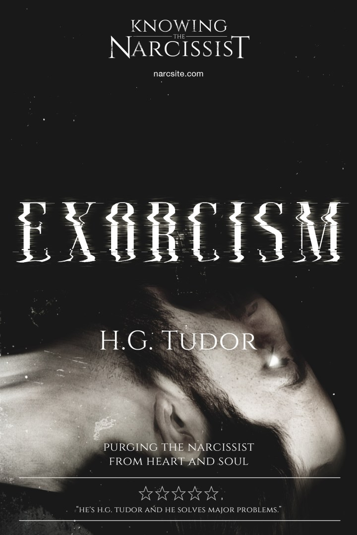 H.G Tudor - Exorcism e-book cover