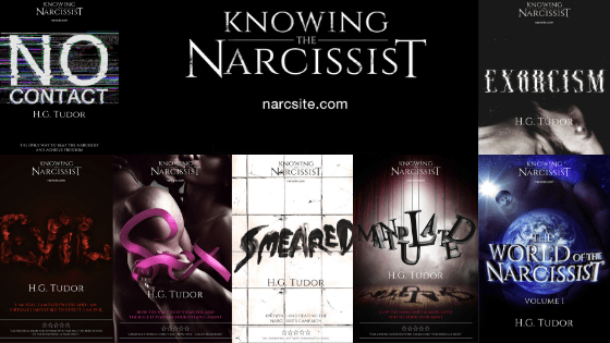 HG Tudor – Knowing the Narcissist : HG Tudor
