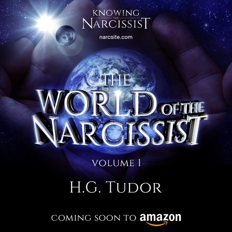 KTN The World Of The Narcissist - Volume 1 Book - Coming Soon Teaser