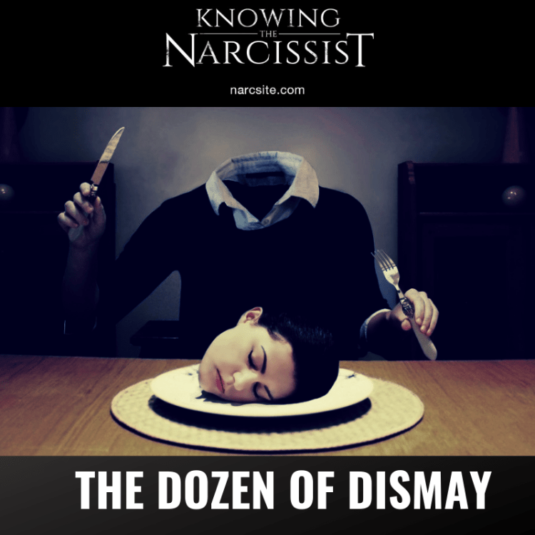 THE DOZEN OF DISMAY