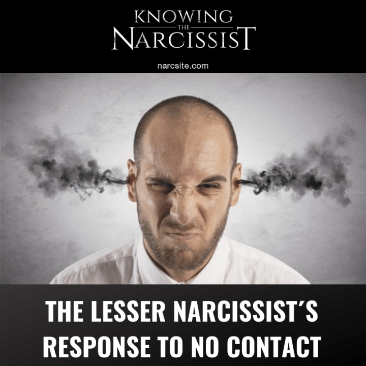 THE LESSER NARCISSIST´S RESPONSE TO NO CONTACT