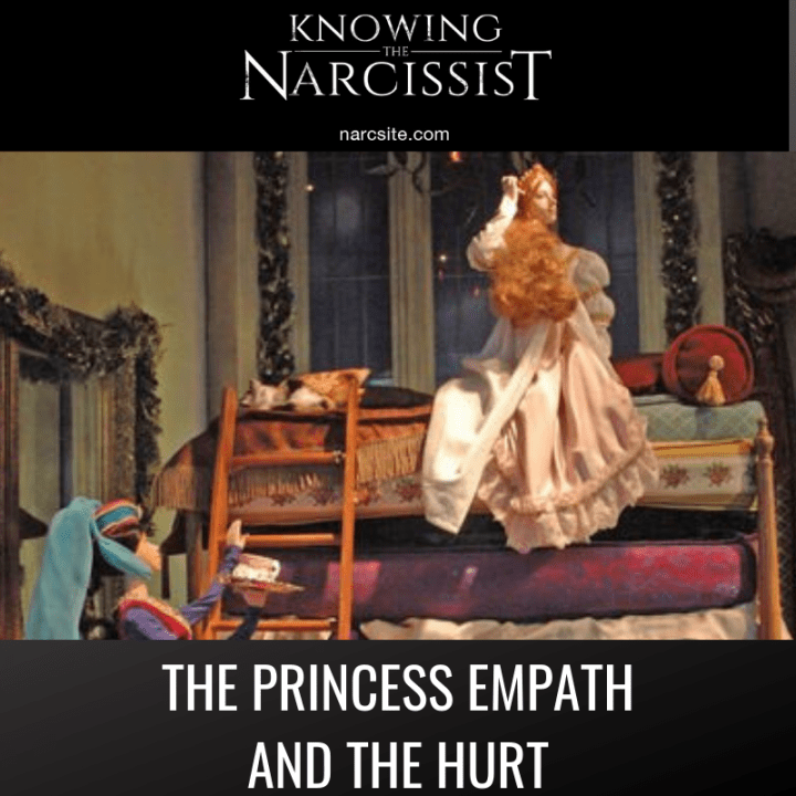 THE PRINCESS EMPATH AND THE HURT