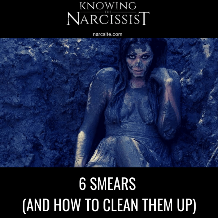 6 SMEARS (AND HOW TO CLEAN THEM UP)