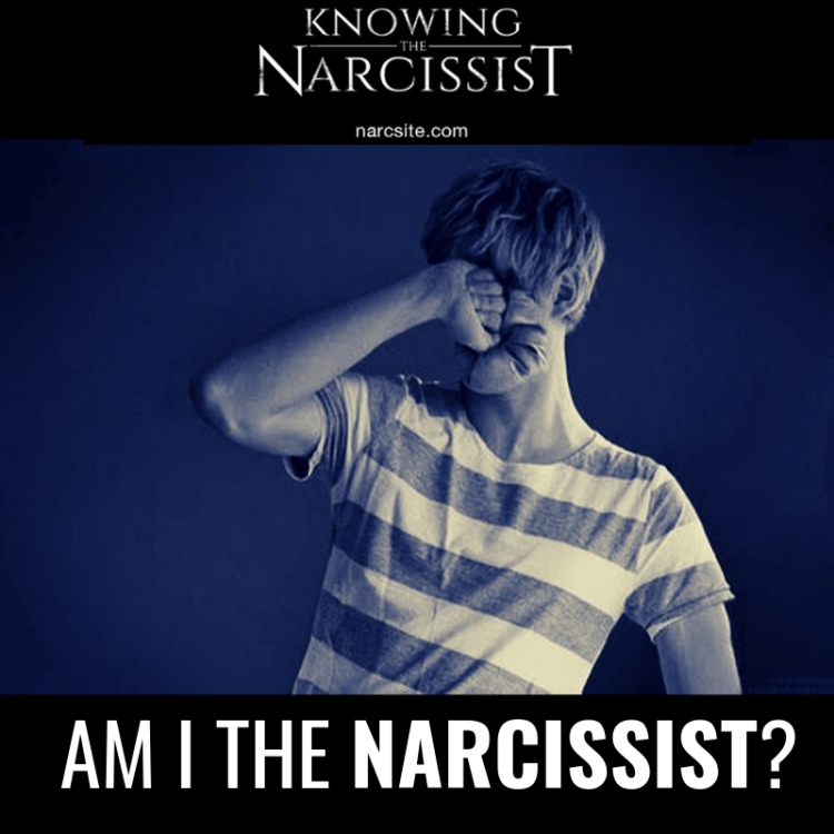 AM I THE NARCISSIST?