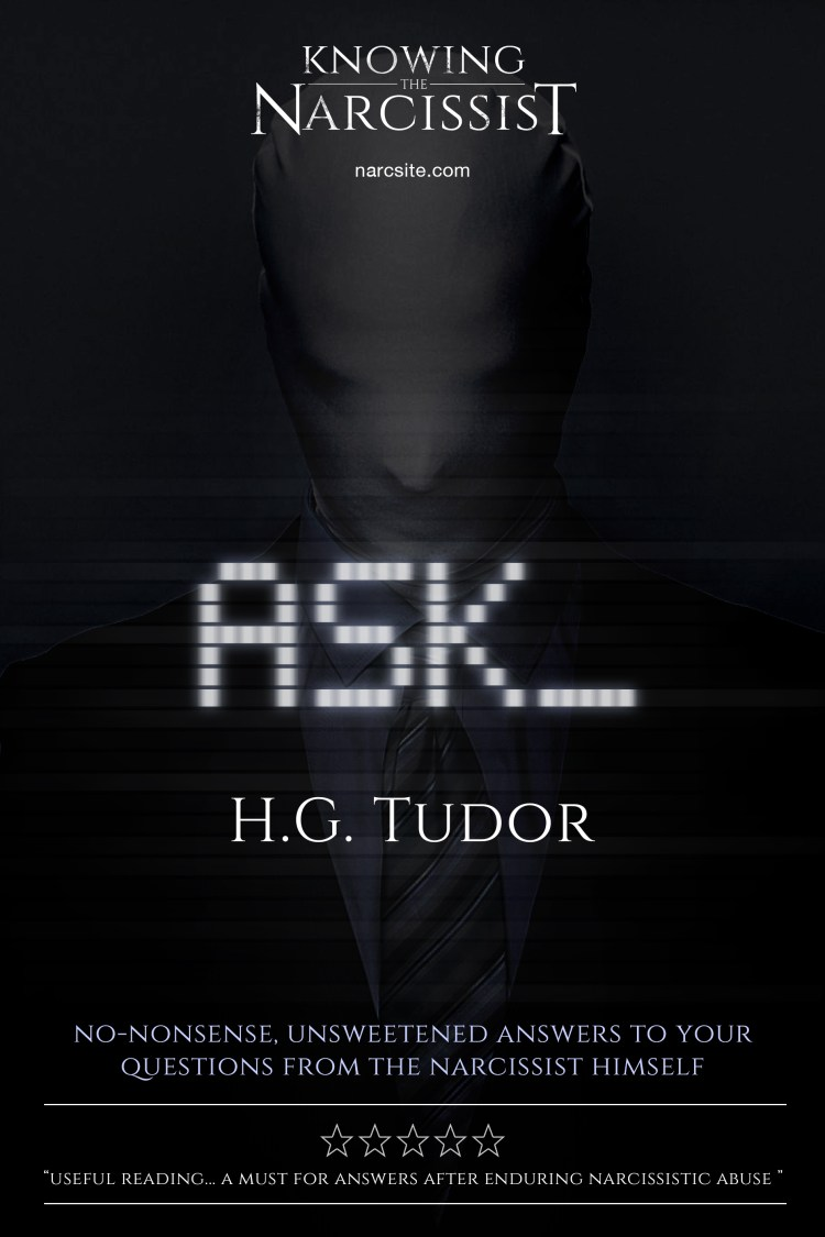 H.G Tudor - Ask e-book cover