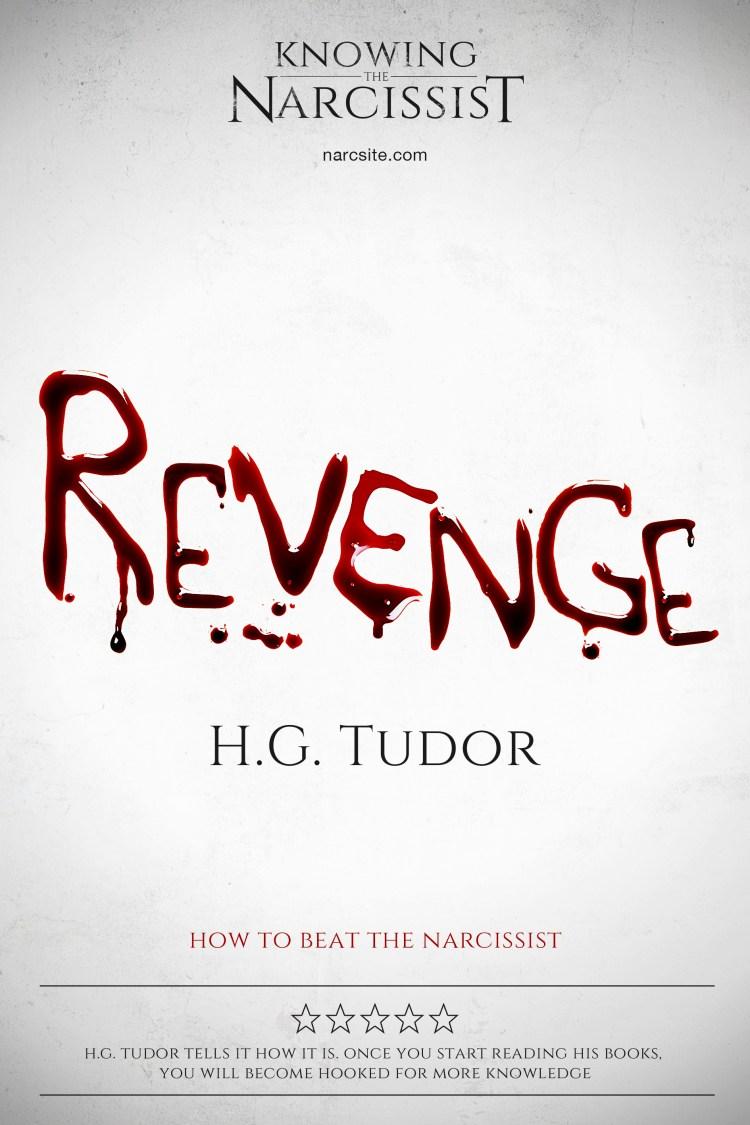 H.G Tudor - Revenge e-book cover