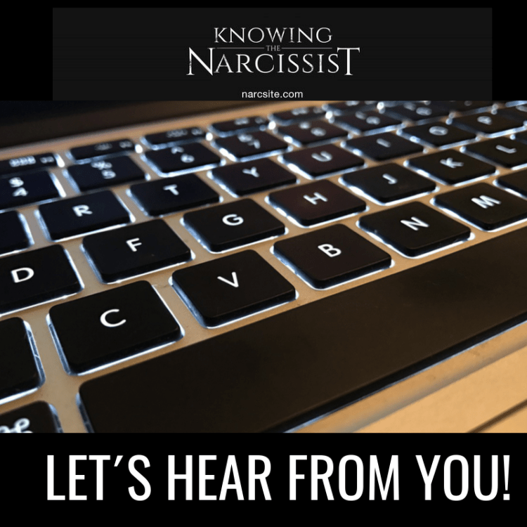 LET´S HEAR FROM YOU!