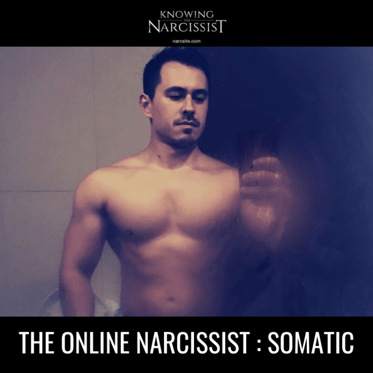 THE ONLINE NARCISSIST _ SOMATIC