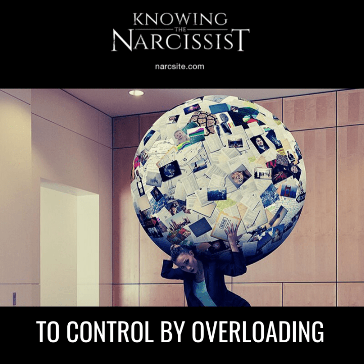 TO CONTROL BY OVERLOADING