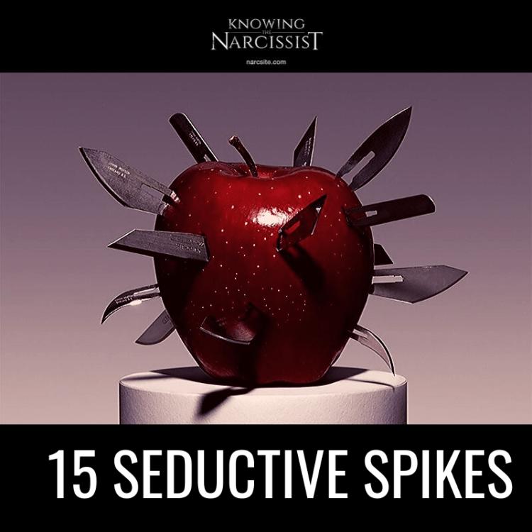15 SEDUCTIVE SPIKES