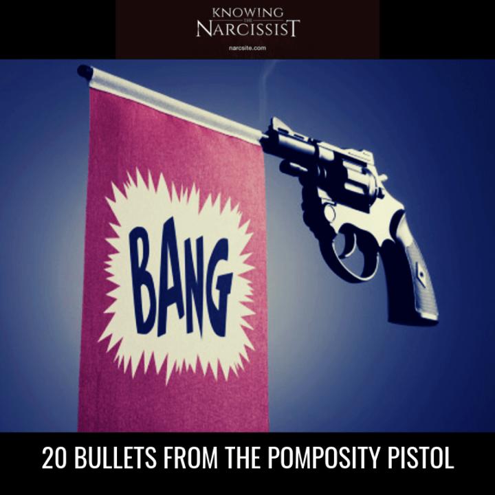 20 BULLETS FROM THE POMPOSITY PISTOL