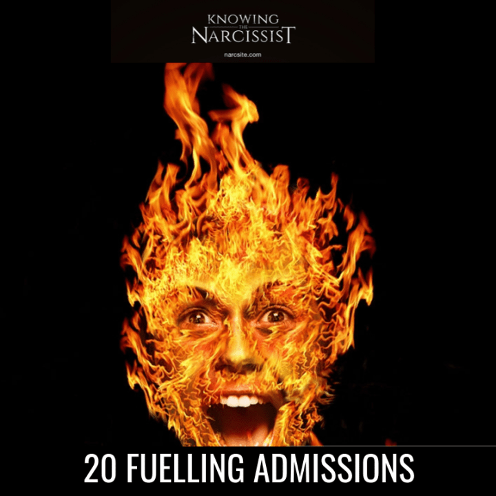 20 FUELLING ADMISSIONS