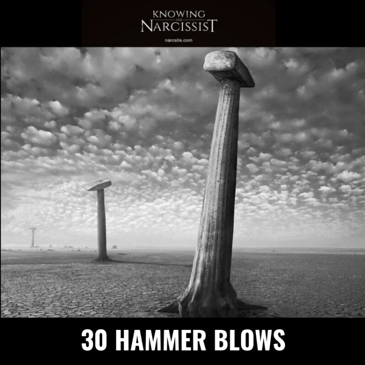 30 HAMMER BLOWS