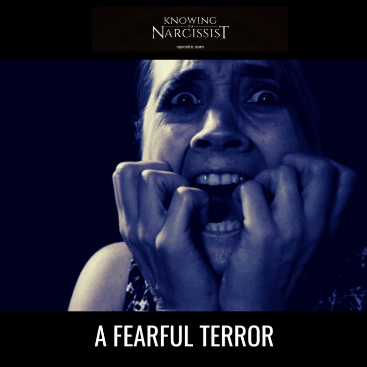 A FEARFUL TERROR