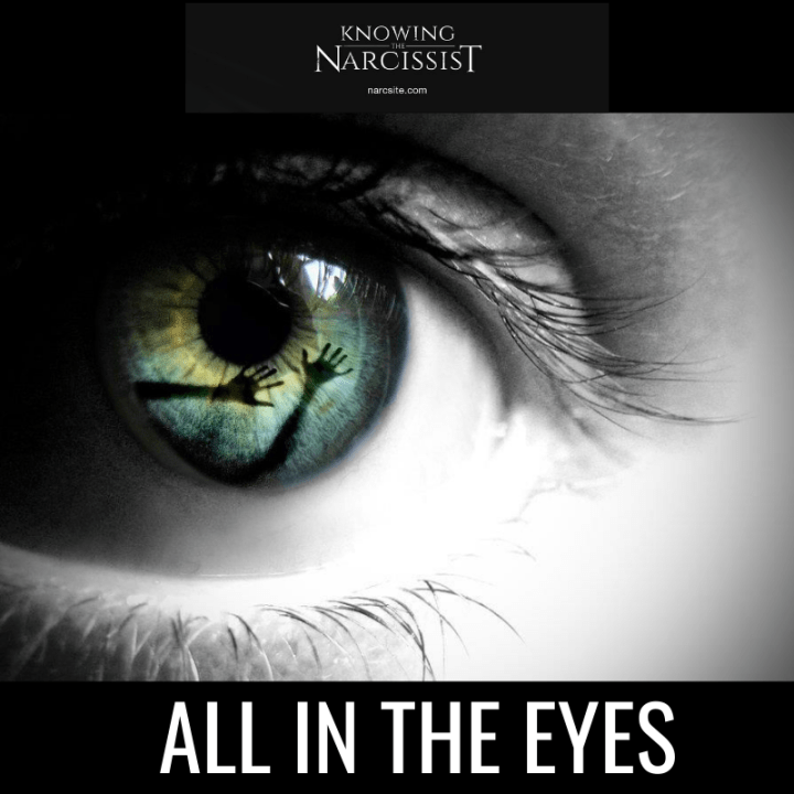 ALL IN THE EYES