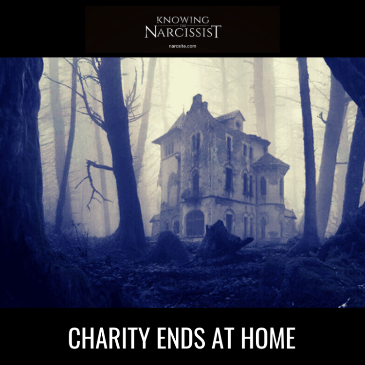 CHARITY ENDS AT HOME