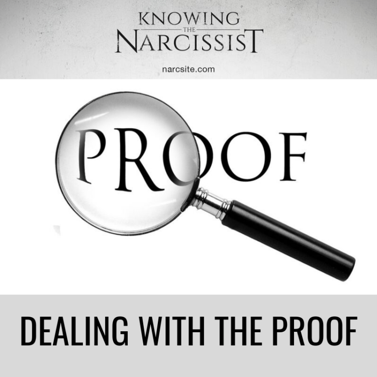 DEALING WITH THE PROOF