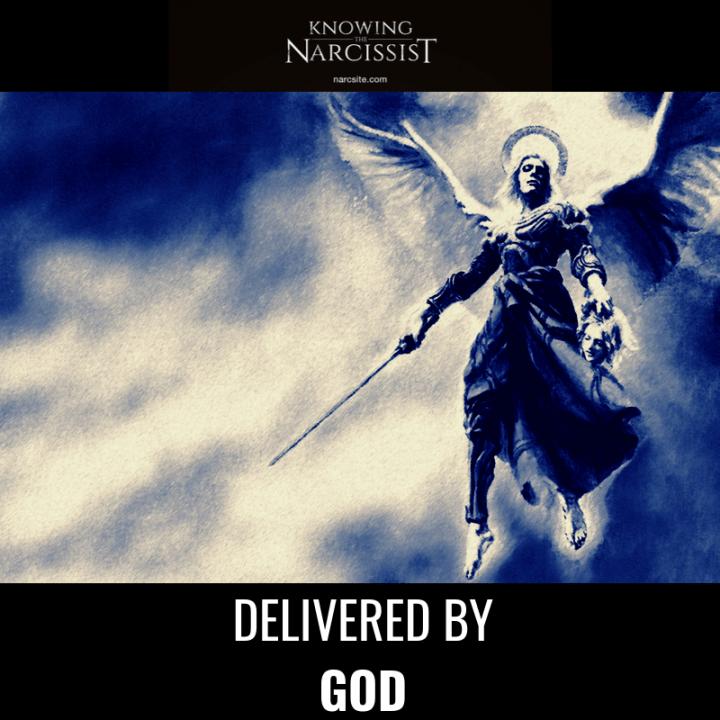 DELIVERED BY GOD