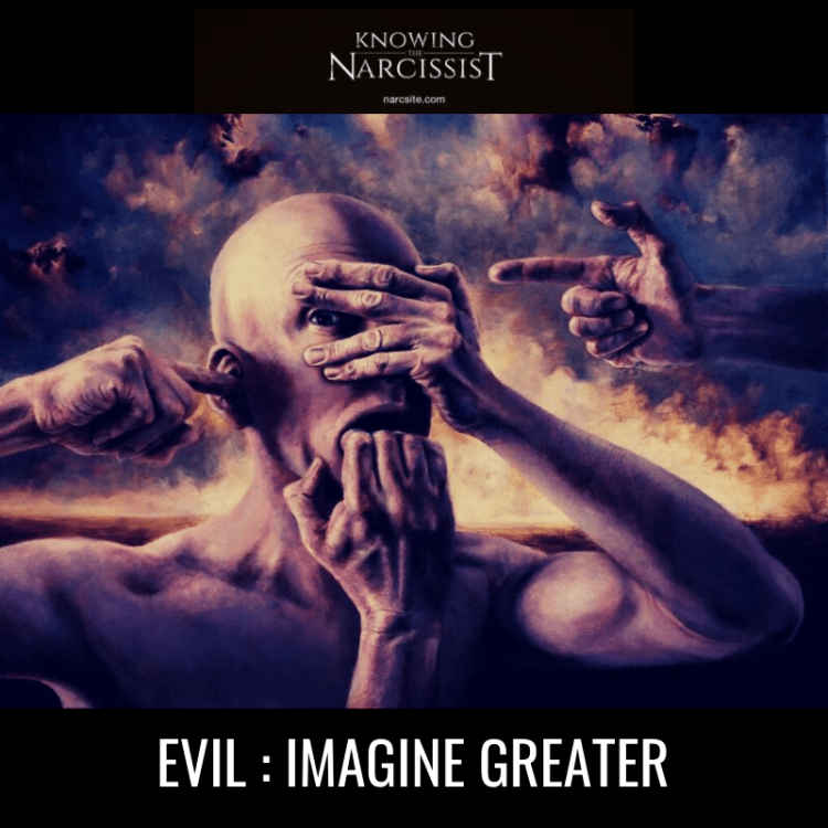 EVIL _ IMAGINE GREATER